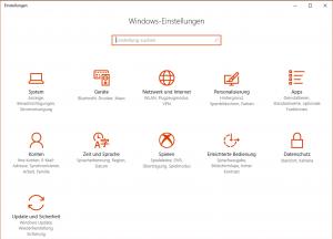 Ubuntu unter Windows einrichten: Schritt 1b