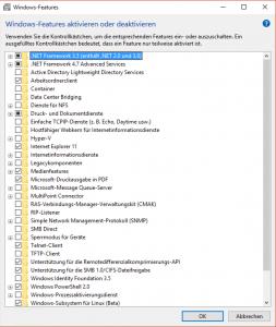 Ubuntu unter Windows einrichten: Schritt 2