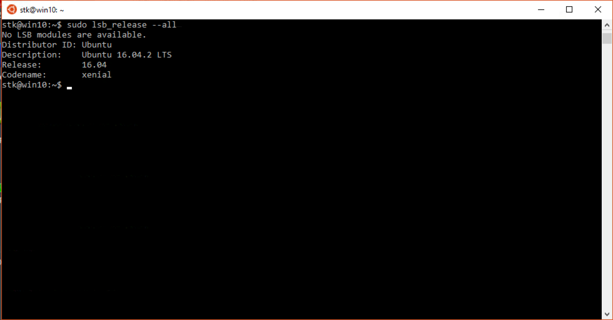 Ubuntu unter Windows: Bash